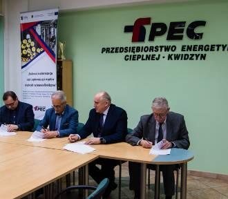 PEC Kwidzyn kontynuuje modernizację sieci ciepłowniczej