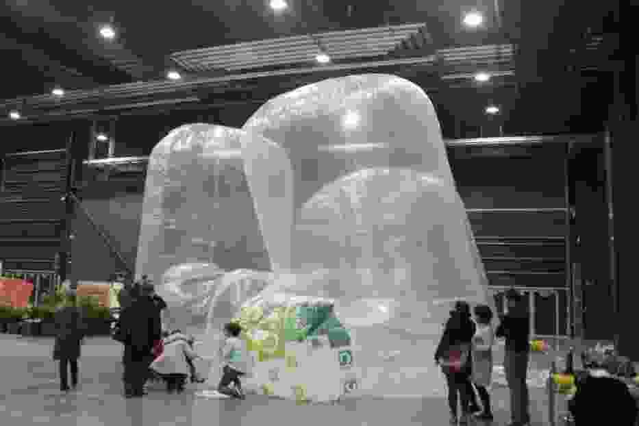 Wystawa Re:Miasto
