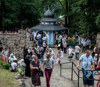 Góra Grabarka. Święto Przemienienia Pańskiego w sierpniu 2019 [zdjecia]