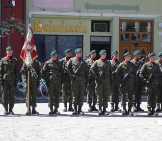 77. rocznica utworzenia 1. Brzeskiego Pułku Saperów. Obchody i inauguracja fontanny