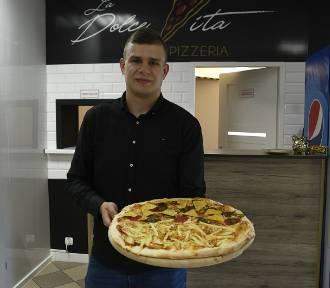 Ruszyło La Dolce Vita. W menu pizza z nachosami oraz... z nutellą! (WIDEO, zdjęcia)