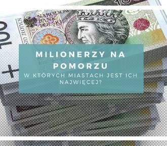 TOP 5 miast na Pomorzu, gdzie mieszka najwięcej milionerów [ranking]