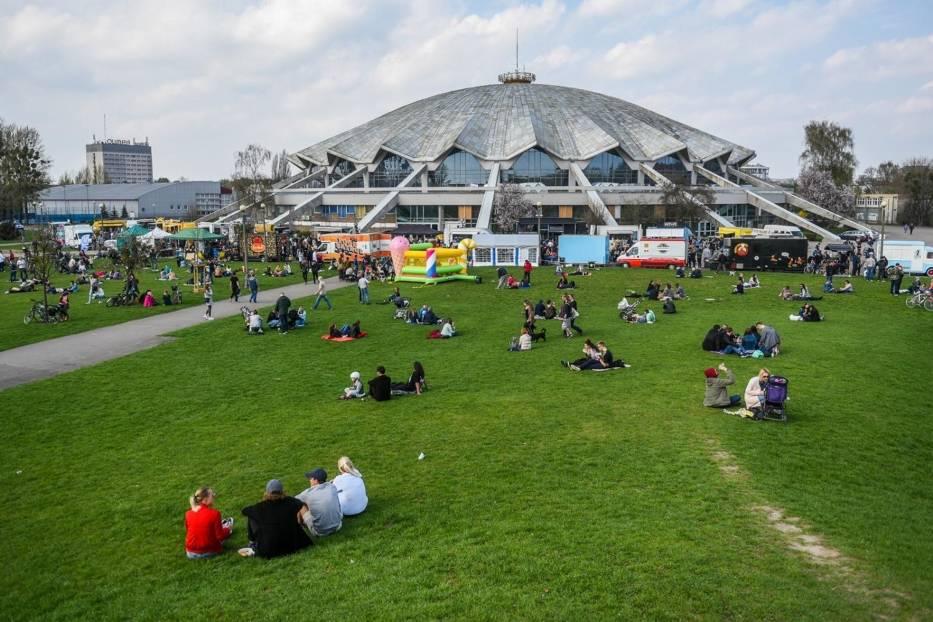 Jeszcze w styczniu, po tym jak w listopadzie zawaliła się część podwieszanego sufitu, do poznańskiej hali Arena wrócą imprezy