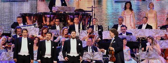 Koncert Andre Rieu w Atlas Arenie w Łodzi