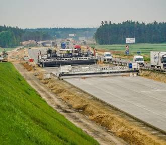 Budowa A1 Radomsko - granica woj. śląskiego. Zdjęcia [MAJ 2020]