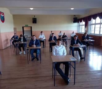 Pierwsza matura w liceum w Wąsoszu