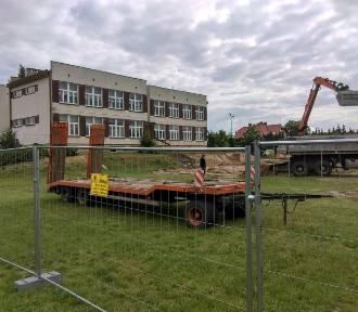 Wolsztyn. Budowa nowej sali gimnastycznej
