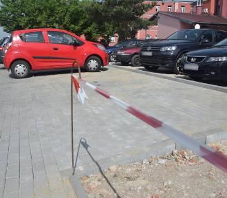 Malbork. Dodatkowy parking przy szpitalu ułatwi życie pacjentom [ZDJĘCIA]