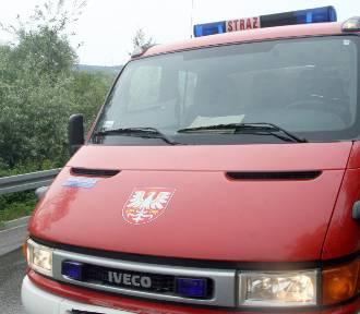 Strażacy odnaleźli zaginionych 5-latków