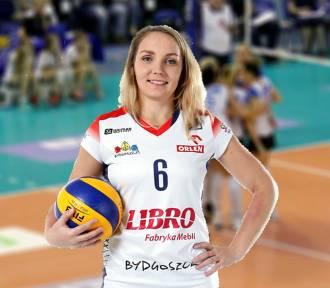 Kolejny powrót do Enei PTPS Piła. Natalia Sroka zagra w pilskim teamie