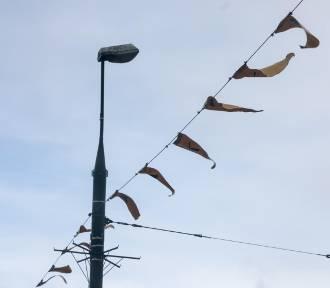 Uwaga na silny wiatr! Alert RCB