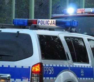 Wypadek drogowy pod Łowiczem. Mieszkanka powiatu skierniewickiego trafiła do szpitala