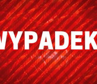 Wypadek na drodze Bydgoszcz - Nakło. Kierująca w szpitalu