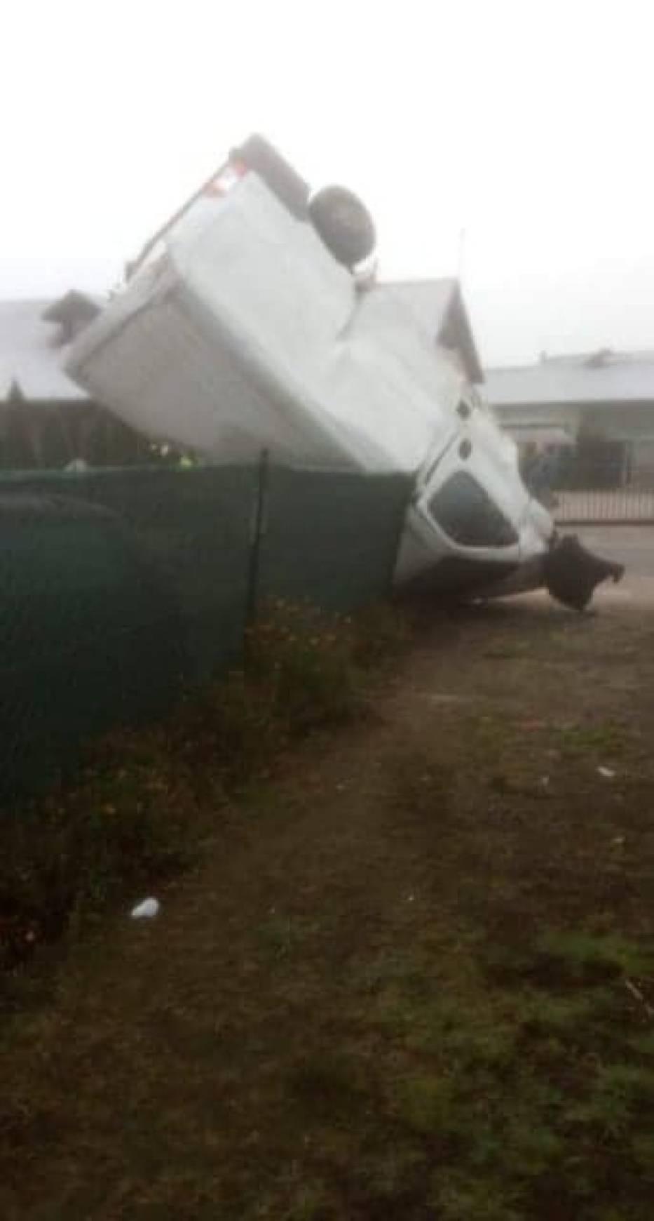 Poważny wypadek w gminie Lipno