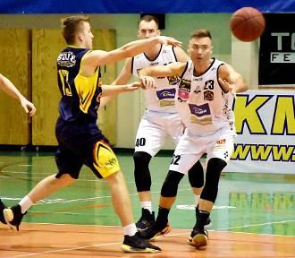 Enea Basket Piła wysoko pokonał Sokół Międzychód [ZDJĘCIA]