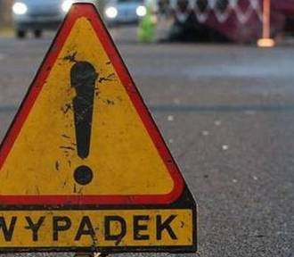 Wypadek na DK8 w Szalejowie Górnym. Cztery osoby poszkodowane
