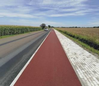 Nowa ścieżka pieszo-rowerowa pomiędzy Medyką i Torkami [ZDJĘCIA]