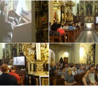 Lato organowe w krotoszyńskiej Farze. Wystąpił Marek Kudlicki