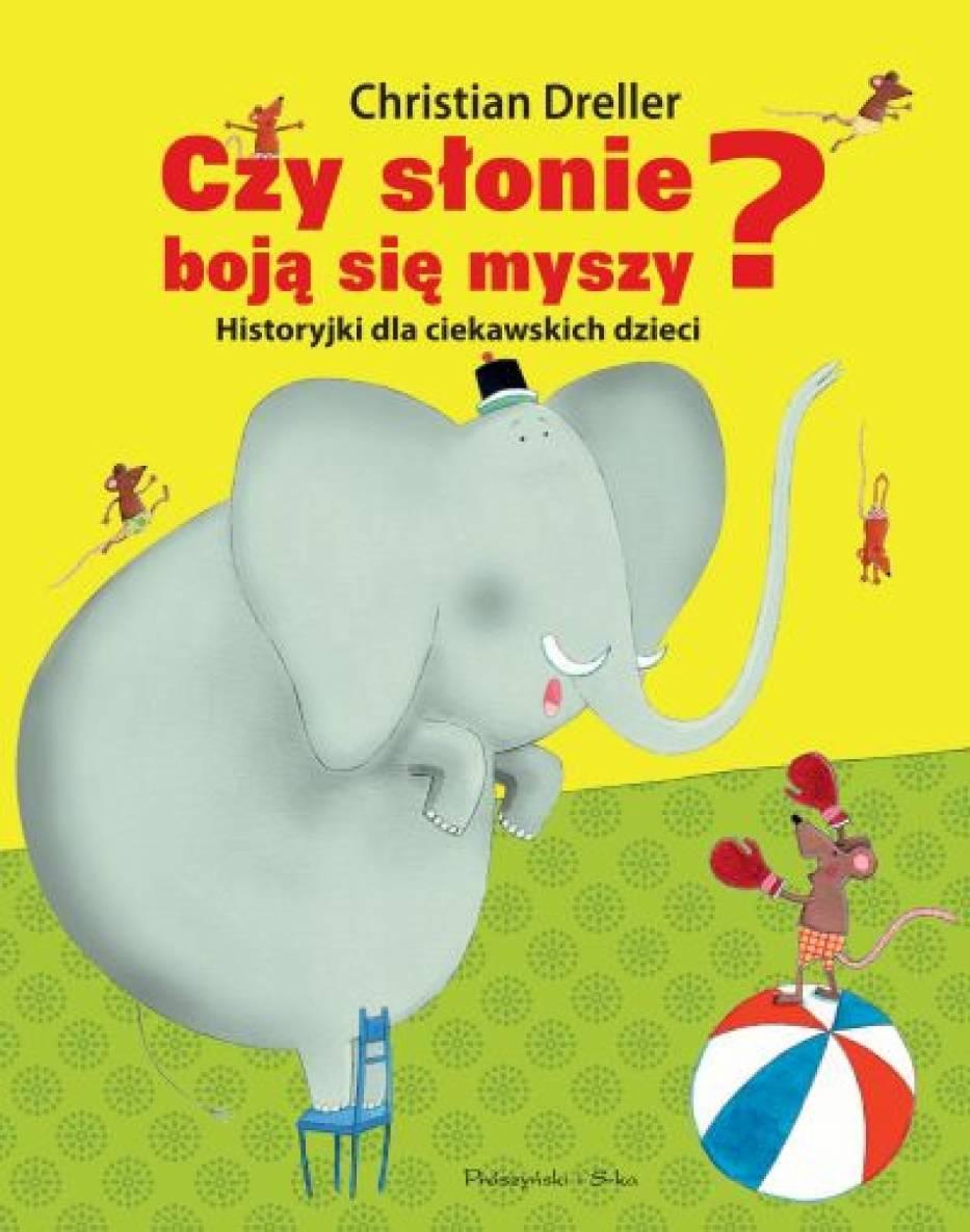 Czy słonie boją się myszy?