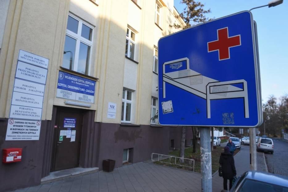 Służby i personel medyczny w Toruniu mają być przygotowane na przyjęcie chorych zarażonych koronawirusem
