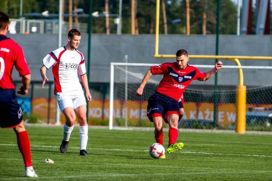 W półfinale regionalnego Pucharu Polski KS Wasilków zmierzy się z Olimpią Zambrów