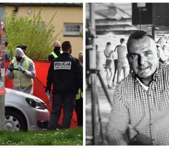Zastrzelony policjant wcześniej pracował w mediach. Uśmiechnięty, życzliwy i uczynny