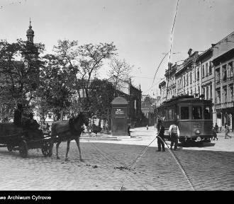 W Przemyślu tramwaje miały jeździć jeszcze przed I wojną światową [ZDJĘCIA]