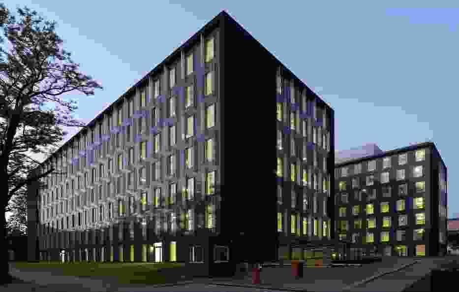 University Business Park w Łodzi