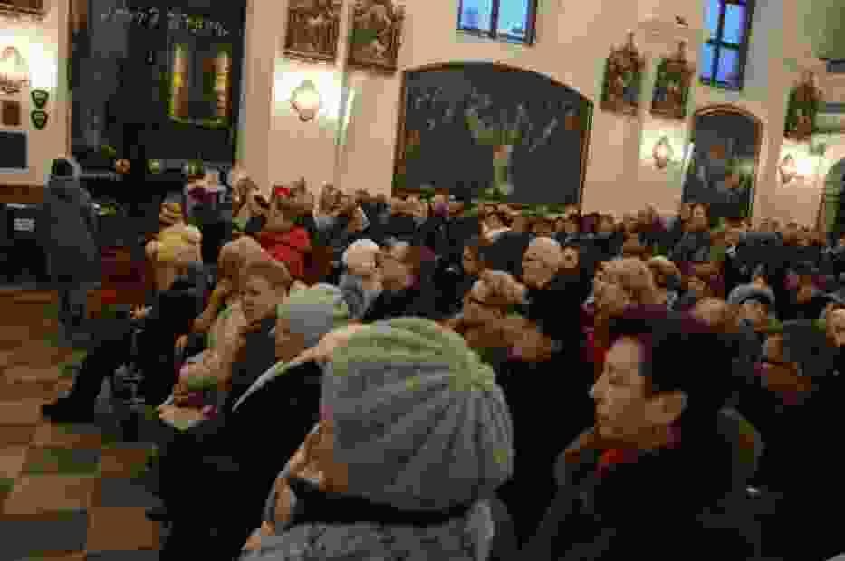 Obchody Dnia Chorego w sanktuarium w Wejherowie