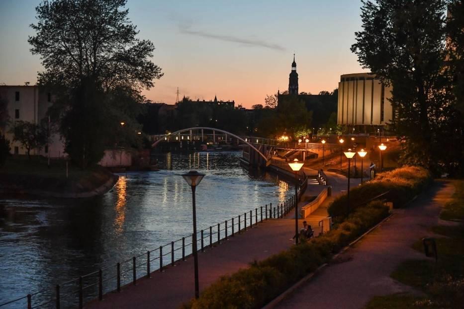 Bydgoszcz nocą. Tak wymarło nocne życie czasach pandemii