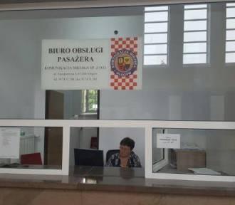 Jest już nowe Biuro Obsługi Pasażera