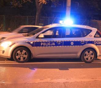 Wypadek w gminie Raczki. Jedna osoba nie żyje, ruch wahadłowy
