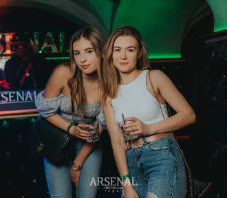 Sobotnia impreza w Arsenal Prestige Club [zdjęcia]