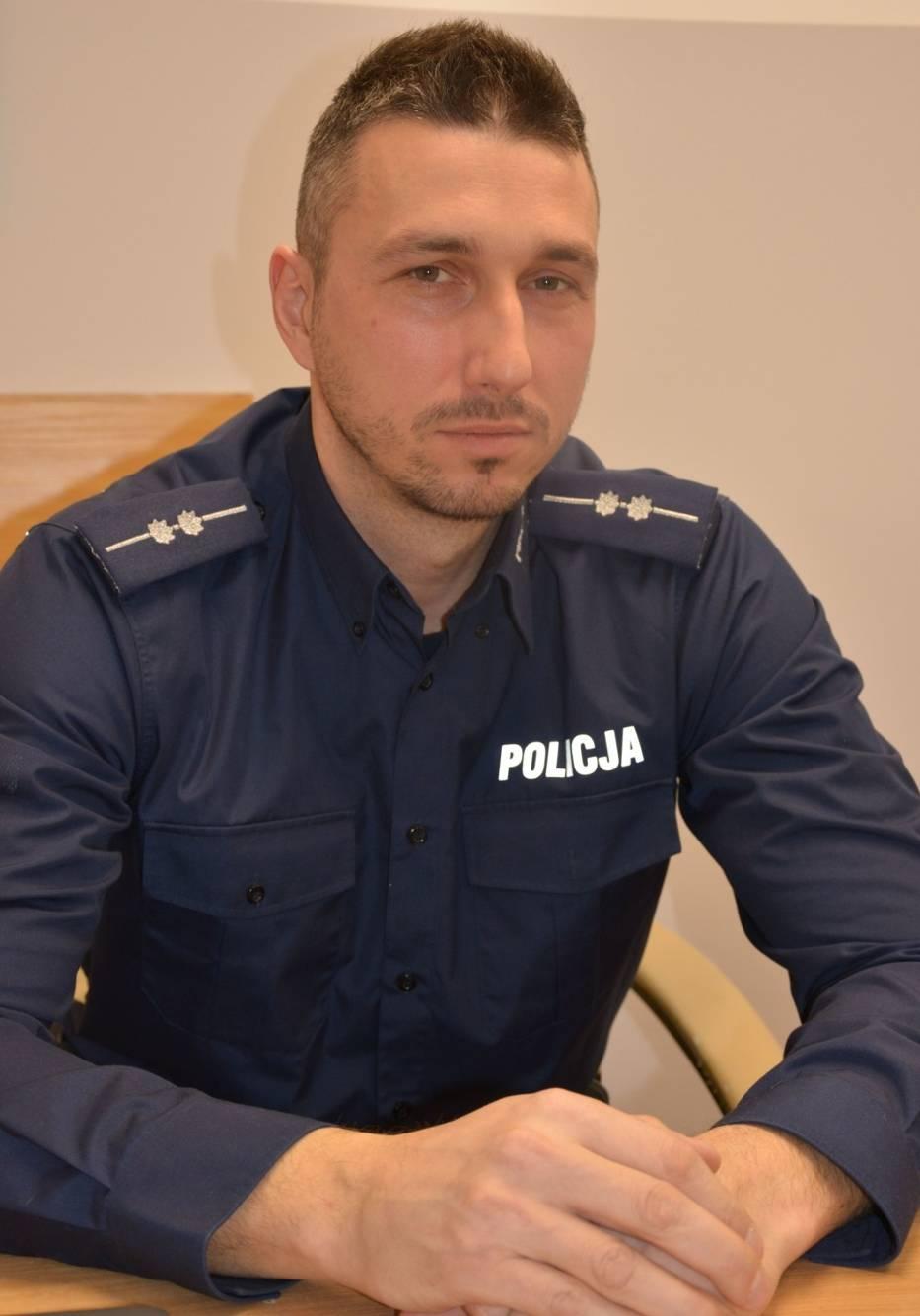 asp. Radosław Budziński