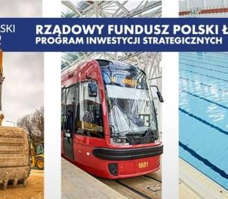 Radni w Łodzi zabezpieczyli wkład własny miasta na inwestycję z Polskiego Ładu