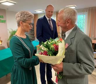 Złote Gody w gminie Rokiciny. 50-lecie świętowało 11 par małżeńskich [ZDJĘCIA]