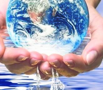Każda kropla wody jest kroniką życia na Ziemi!
