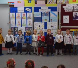 Przedszkolaki z Rzewnia w projekcie o Moniuszce