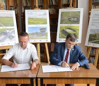 Będzie odbudowa dawnego grodu łęczyckiego w Tumie!