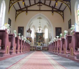 Kościół w Janowie wyremontowany z inicjatywy mieszkańców