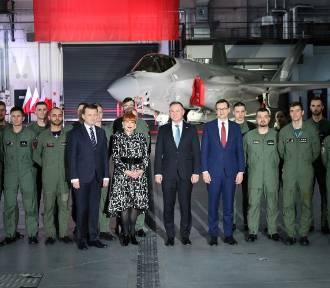 Polska kupiła F35A. Najnowocześniejsze maszyny dla armii