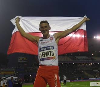 Znów to zrobił! Maciej Lepiato zdobył trzeci medal z rzędu!