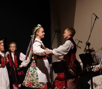 Koncert jubileuszowy z okazji 35-lecia zespołu Mali Poligrodzianie z Politechniki Poznańskiej