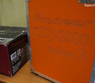 Przywłaszczył sprzęt muzyczny wart 25 tysięcy złotych