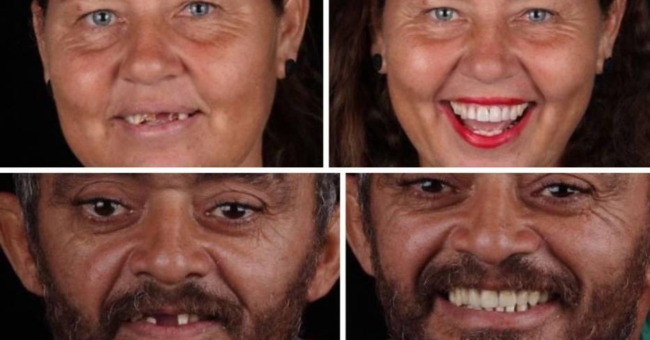 Felipe Rossi to brazylijski stomatolog