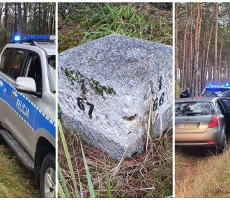 Policjanci z Bydgoszczy poszukiwali w weekend zagubionych grzybiarzy