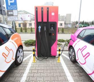 Będzie E-taryfa czyli tańsze ładowanie samochodów elektrycznych