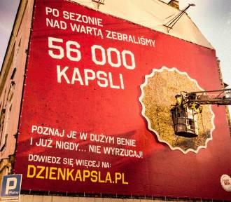 To pierwszy taki baner w Polsce! Powstał w Poznaniu