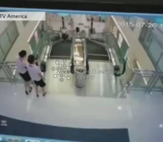 Koszmar na ruchomych schodach