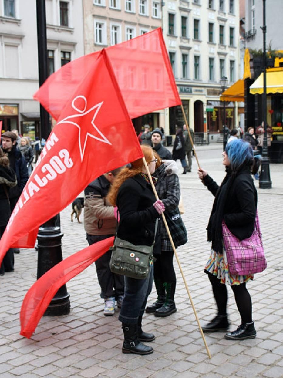 Manify odbywają się w Polsce od 2000 roku